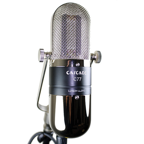 Cascade Microphones C77 Short Ribbon Microphone