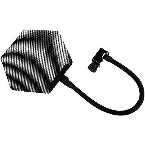 Cascade Microphones PF-1 Metal Hexagon Pop-Filter