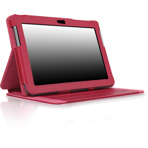 CaseCrown Ridge Standby for Galaxy Tab 2 10.1 (Hot Pink)