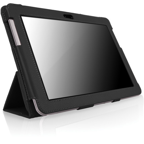 CaseCrown Bold Trifold for Galaxy Tab 2 10.1 (Black)