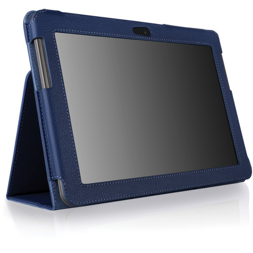 CaseCrown Bold Standby Case for the Galaxy Tab 2 10.1 (Blue)