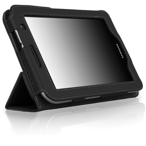 CaseCrown Bold Trifold for Galaxy Tab 2 7.0 (Black)