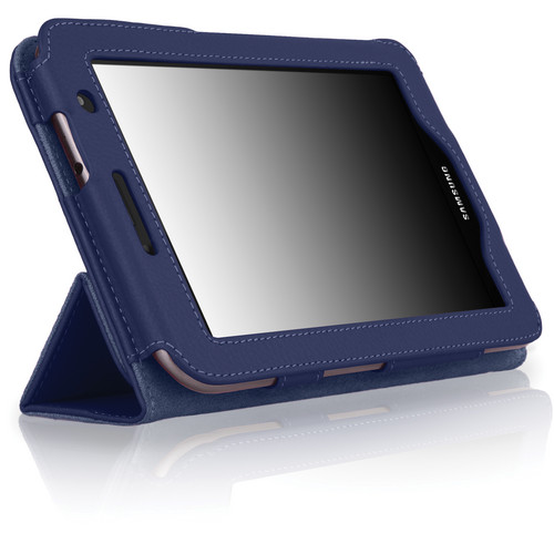 CaseCrown Bold Trifold for Galaxy Tab 2 7.0 (Blue)