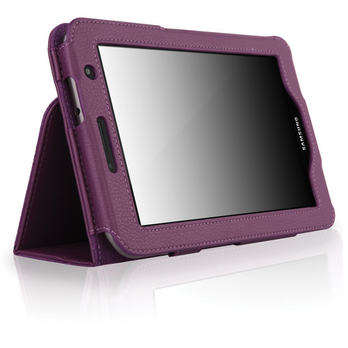CaseCrown Bold Standby Case for the Galaxy Tab 2 7.0 (Purple)