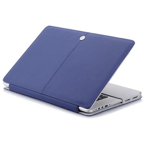 """CaseCrown 15"""" Elite Folio Case (Blue)"""