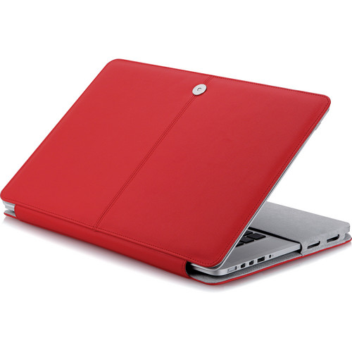 "CaseCrown 15"" Elite Folio Case (Red)"