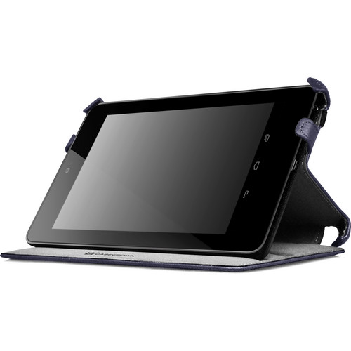 CaseCrown Ace Flip Case for Nexus 7 (Blue)