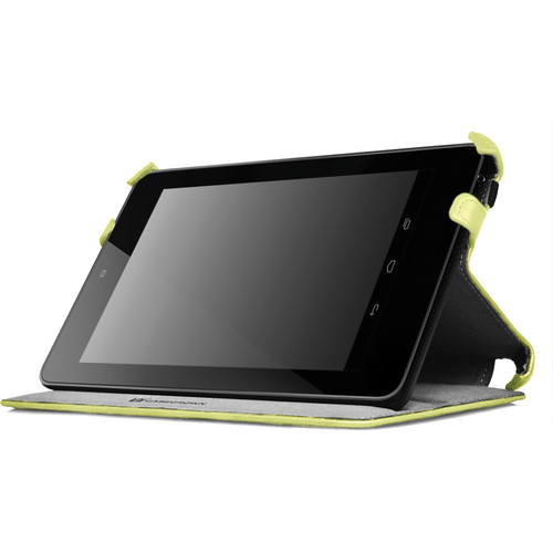 CaseCrown Ace Flip Case for Nexus 7 (Green)