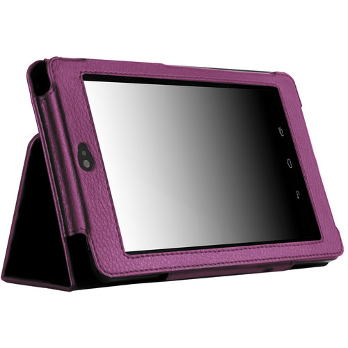CaseCrown Nexus 7 Bold Standby Case (Purple)