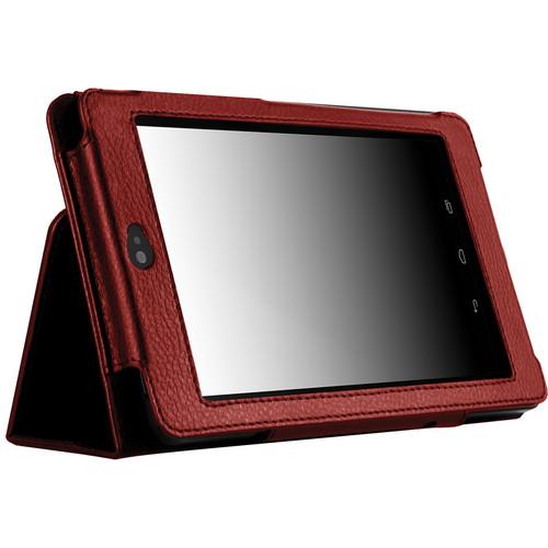 CaseCrown Nexus 7 Bold Standby Case (Red)