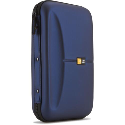 Case Logic Heavy Duty Wallet for 72 CDs (Blue)
