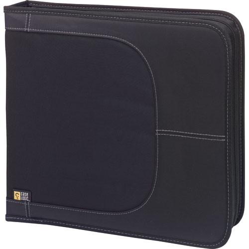 Case Logic CDW-264 264 Capacity CD Wallet (Black)