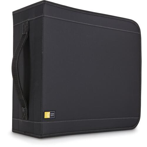 Case Logic CDW-320 320 Capacity CD Wallet (Black)