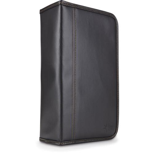 Case Logic CDW-92 92 Capacity CD Wallet (Black)