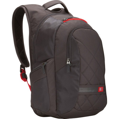 "Case Logic 16"" Laptop Backpack (Dark Gray)"