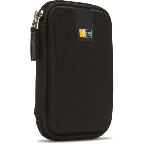 Case Logic EHDC-101 Portable Hard Drive Case (Black)