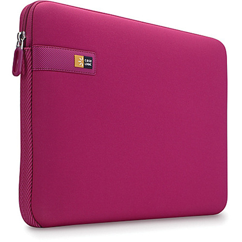 """Case Logic 13.3"""" Laptop and MacBook Sleeve (Pink)"""