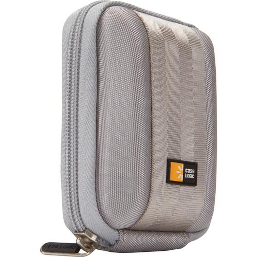 Case Logic QPB-201 Compact Camera Case (Silver)