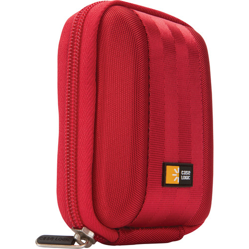 Case Logic QPB-201 Compact Camera Case (Red)