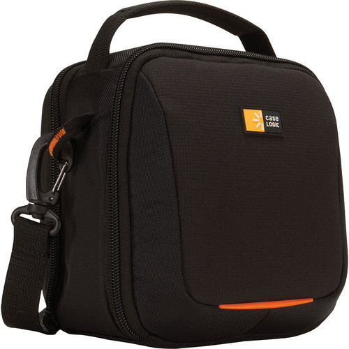 Case Logic SLMC-202 Compact System Camera Medium Kit Bag (Black)