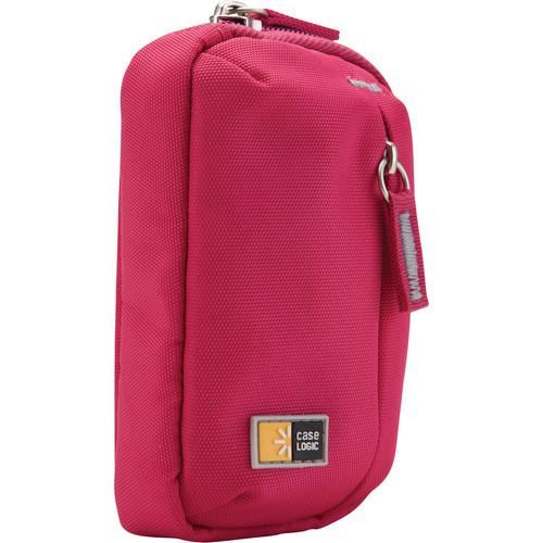 Case Logic Ultra Compact Camera Case with Storage (Pink)