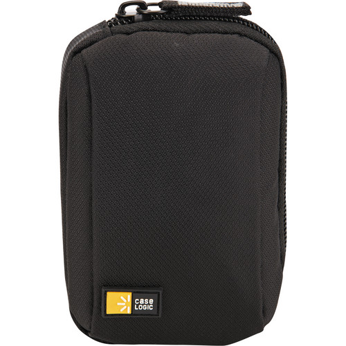 Case Logic TBC-401 Point and Shoot Camera Case (Black)