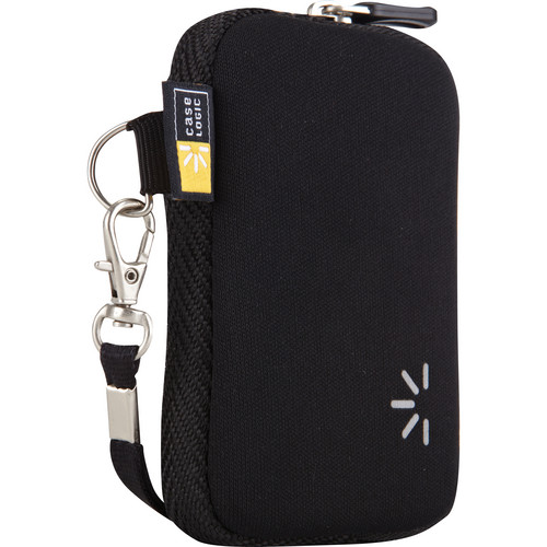 Case Logic UNZB-202 Point and Shoot Camera Case (Black)