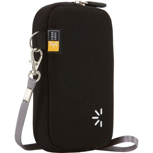 Case Logic Neoprene Pocket Video Case (Black)