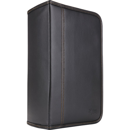 Case Logic KSW-128T CD Wallet (Black)