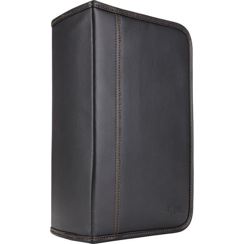 Case Logic KSW-128T CD Wallet (Black)