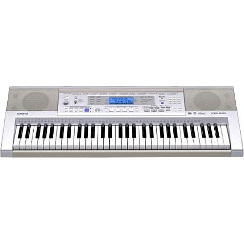 Музыкальные инструменты - Продукция - CASIO