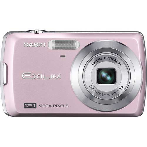 Casio Exilim EX-Z35 Digital Camera (Pink)