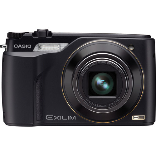 Casio Exilim EX-FH100 Digital Camera (Black)