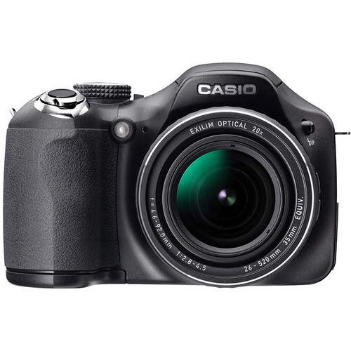 Casio Exilim EX-FH20 Digital Camera (Black)
