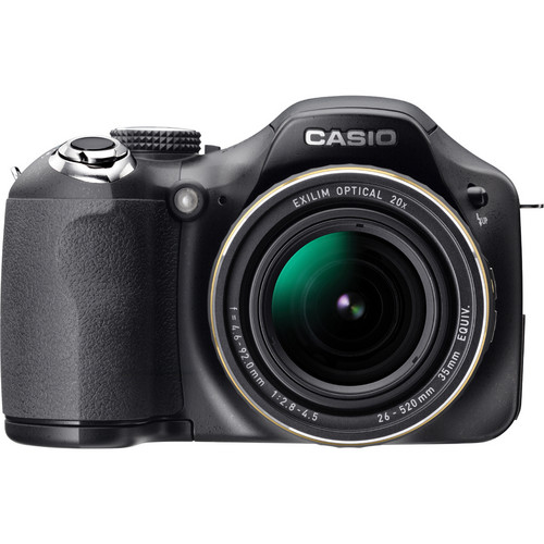 Casio Exilim EX-FH25 Digital Camera (Black)