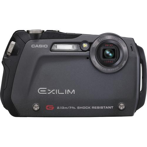 "Casio Exilim EX-G1 Digital Camera (Black) ""High Endurance Extreme Shooting Gear"""
