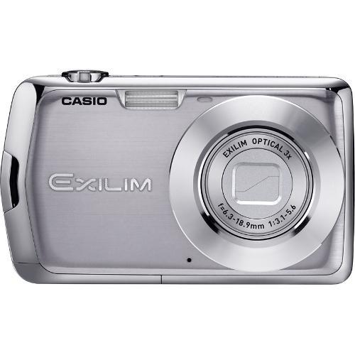 Casio Exilim EX-S5 Digital Camera (Silver)