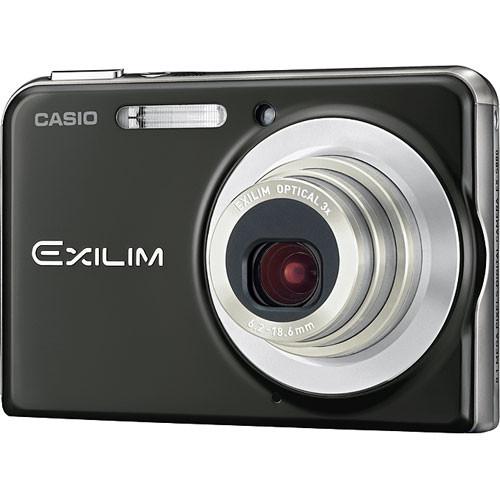 Casio EXILIM EX-S880 Digital Camera (Black)