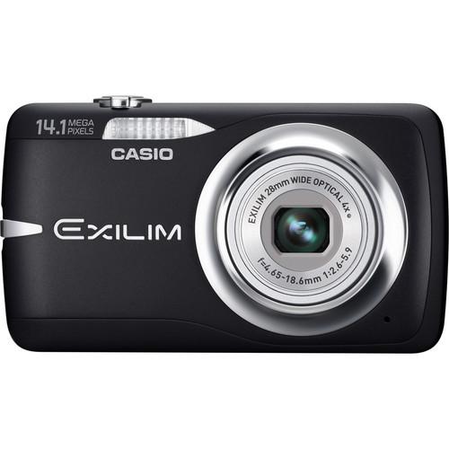 Casio Exilim EX-Z550 Digital Camera (Black)