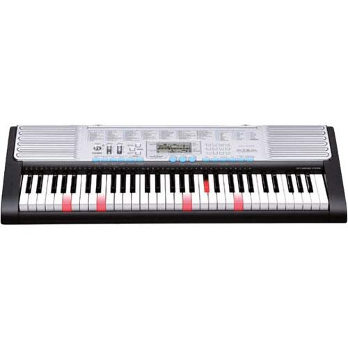 Casio LK-220  61-Key Lighted Note Portable Keyboard