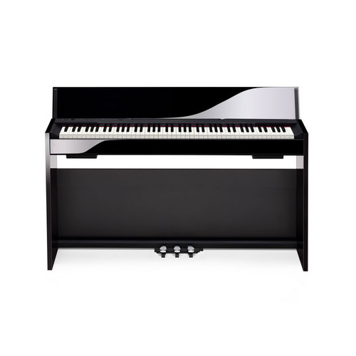 Casio Privia PX-830BP 88-Key Digital Piano (Polished Black Finish)