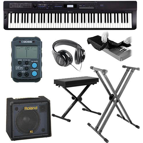 Casio Privia PX-3 88-Key Digital Stage Piano Kit