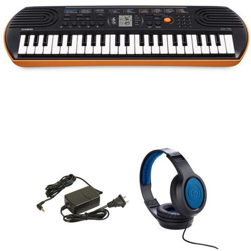 Casio SA-76 Portable Keyboard Kit