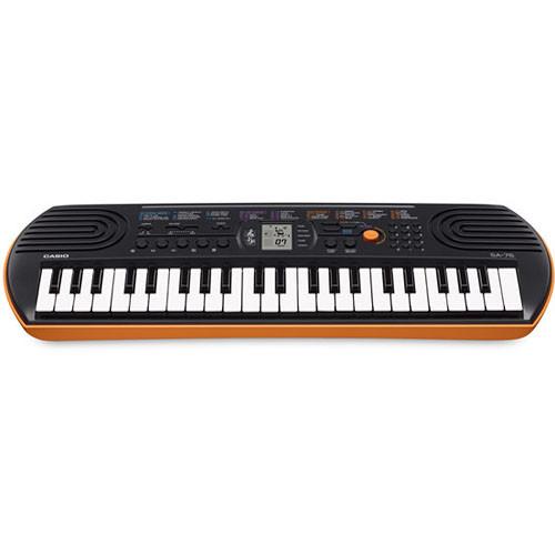 Casio SA-76 Portable Keyboard