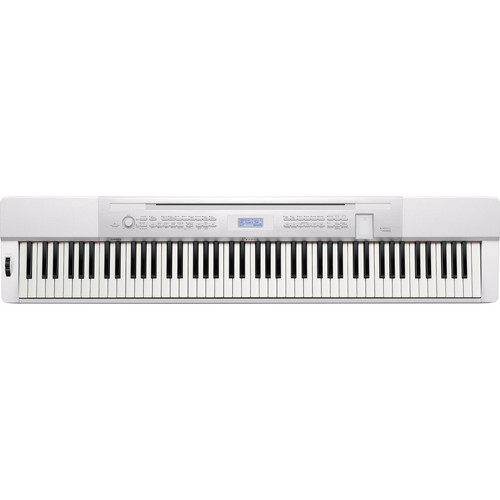 Casio PX-350 Privia 88-Key Digital Piano (White)