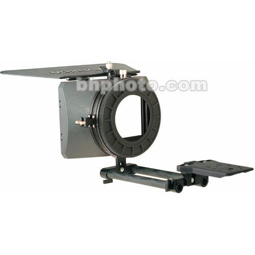 Cavision 4x5.65 Hard Shade Matte Box Kit - for JVC GY-HD100U Camcorder