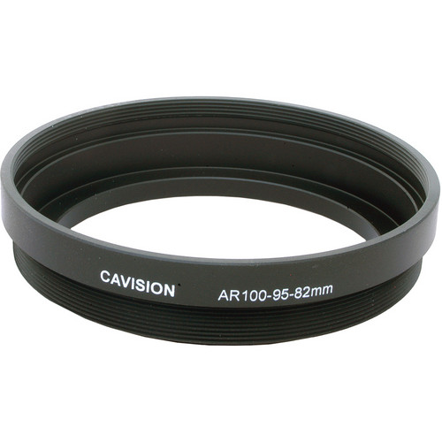 Cavision AR100-95-82 AR Step-Up Ring 82-100mm Front