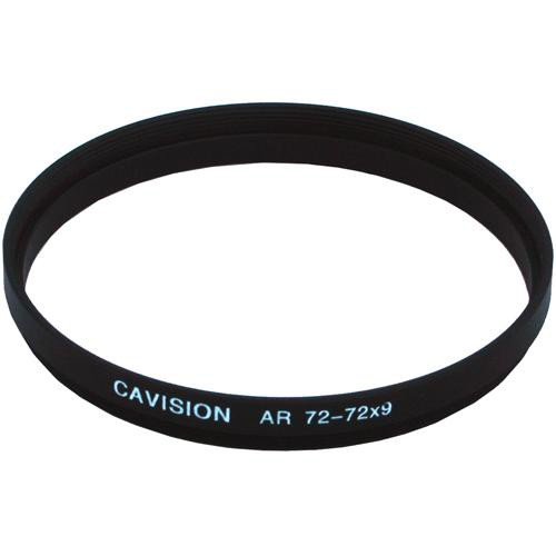 Cavision AR72-72X9 Adapter Ring for LWA06X72 RED 18-50 Wide Angle Adapter