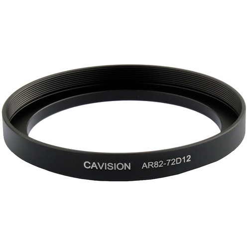 Cavision 72 to 82mm Step-Up Ring