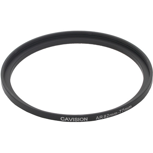 Cavision 77 to 82mm Threaded Step-Up Ring